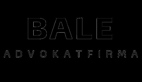 BALE Advokatfirma logo